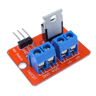 2Pcs IRF520 MOS FET Driver Module for Arduino Raspberry pi New
