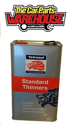Tetrosyl Standard Cellulose Thinners 5L Cleaning & Paint Thinning* special 5ltr