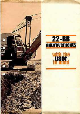 22-RB Improvements with the user in mind brochure