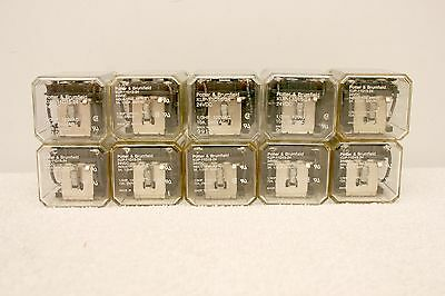 Potter & Brumfield KUP-11D15-24 Ice Cube Relay LOT OF 10 *XLNT*