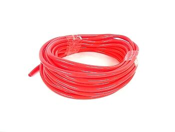 "1ft Orange Fuel line1/4"" Racing Go Kart Mini Bike"