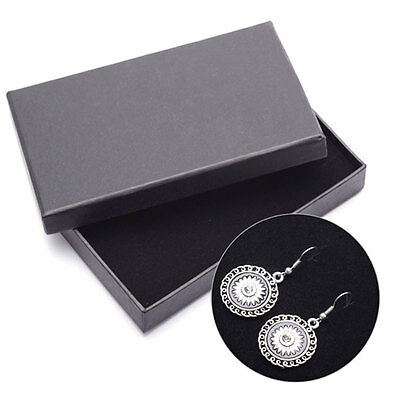Premium Quality Necklace Set Jewellery Gift Box Carton Boxes with  Diecut Slots
