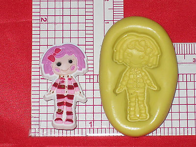 LalaLoopsy Silicone Mold for Resin Clay Candy A559 Fondant Chocolate