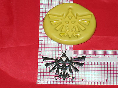 Legend Of Zelda Shield Mold Silicone Cake Decoration A668 Resin Clay Fimo Soap