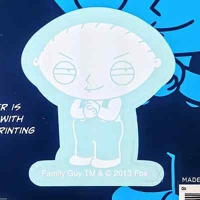 Family Guy Stewie Griffin Car Window Sticker Decal Family 2 1/2""