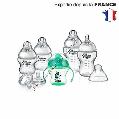 Tommee Tippee - Starter KIT - KIT NAISSANCE 0m+ 7 Pièces !!!