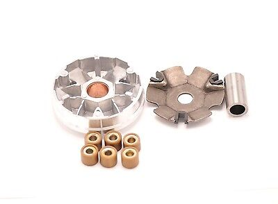 50cc Scooter VARIATOR - Centrifugal Clutch 139QMB GY6 4stroke moped engine 360E