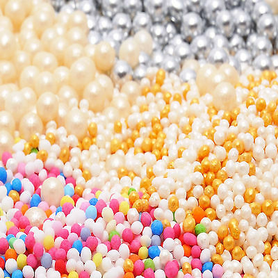 Cake Sprinkles & Dragees - Various Colours - 30g