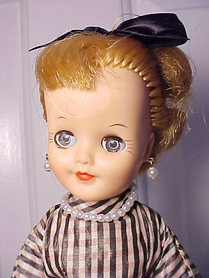 Vintage 1958 Vogue JAN DOLL - All Original in Complete Outfit