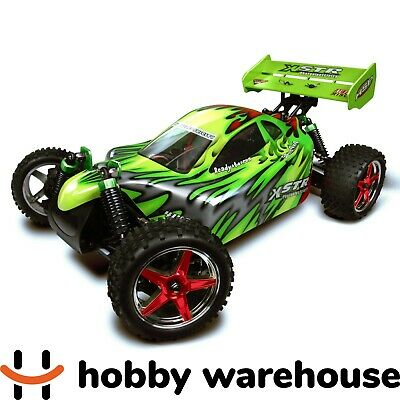 HSP 1/10 Scale RC Buggy XSTR TOP Version Brushless Electric 4WD Radio Control