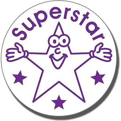 ST19 Superstar Pre-inked School Marking Stamper Primary Teaching Services