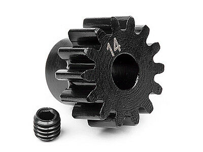 HPI SAVAGE FLUX PINION GEAR 14 TOOTH MOD 1 (1M/5mm SHAFT) 100913