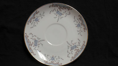 Vintage W. Dalton Imperial China Seville 5303 Pattern Saucer and Salad Plate