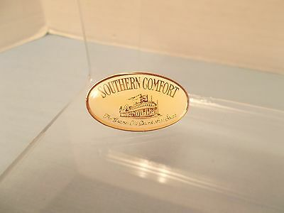 "New in Bag ""Southern Comfort"" Lapel/Hat Pin ""The Grand Old Drink Of The South"""