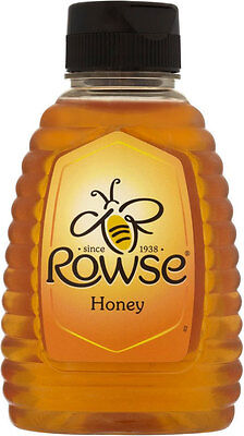 Rowse Pure & Natural Honey Squeezy 250G