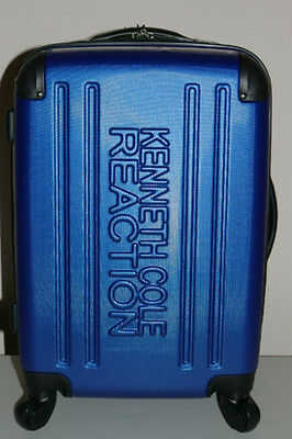 Kenneth Cole Reaction 4 WHEELIN' Spin The Wheel 20in Upright 5707877 Cobalt Blue