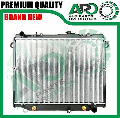 48mm Core Heavy Duty Radiator Fit Toyota Landcruiser 100 SERIES UZJ100R 98-2007