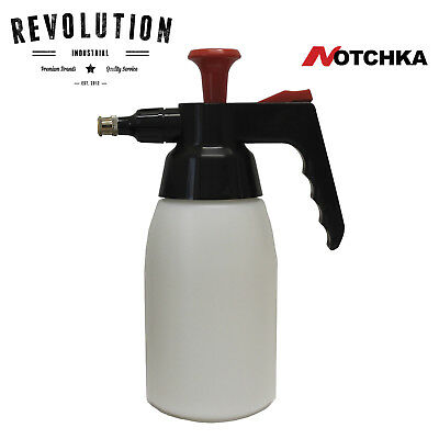 Notchka Heavy Duty VITON 1L Solvent & Brake Cleaner Pump Sprayer  - SX5075A10