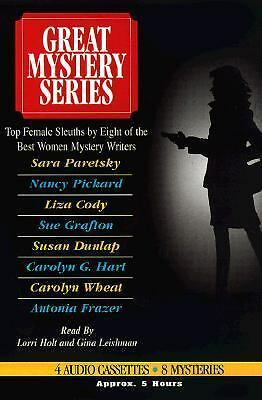 Great Mystery Series : Top Female Sleuths by Eight of the Best Women Mystery ...