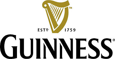 Guinness Vinyl Sticker Decal 6""