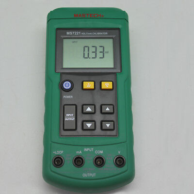 MS7221 40000 VOLT/mA CALIBRATOR  process tester Step source DC A EU ship