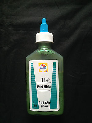 Glasurit 11-E630 Multi-Effekt Basis, Perl grün 125ml
