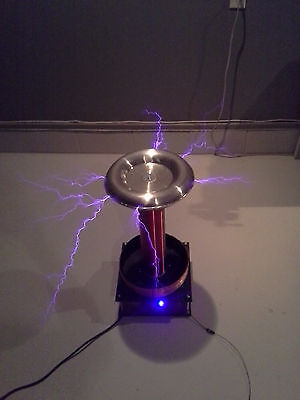 Banshee Musical DRSSTC MIDI Solid State Tesla Coil *Two Foot Arcs!* High Voltage