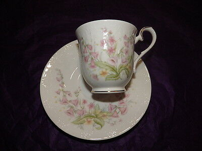 ROYAL ALBERT FOR ALL SEASONS PARKLAND DUO CUP SAUCER