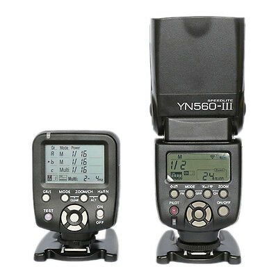 Yongnuo YN560-TX Wireless Manual Flash Controller Commander for YN560III Canon