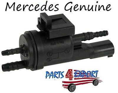 NEW Mercedes-Benz GENUINE Maybach EGR Change Over Valve 002 540 14 97