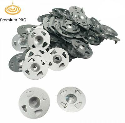 Tile Backer Galvanised washers for insulation Boards & Trays