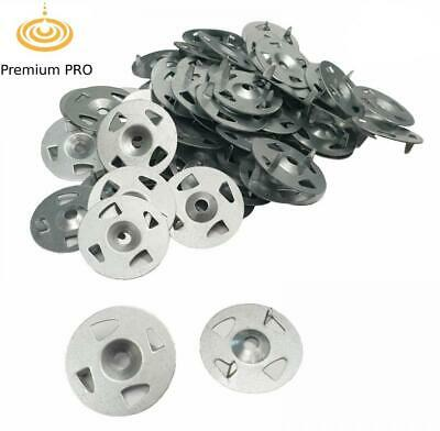 Tile Backer Steel washers for insulation Boards & Trays
