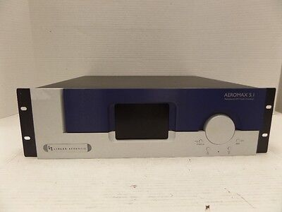 LINEAR ACOUSTIC AEROMAX 5.1 MULTICHANNEL DTV AUDIO PROCESSOR