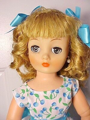 """Beautiful Vintage  1957 19"""" HORSMAN CINDY FASHION DOLL in Complete Outfit"""