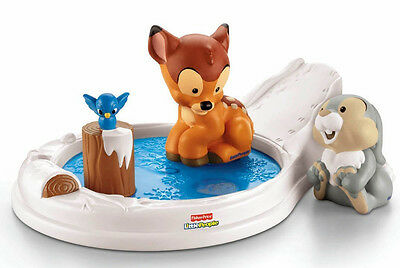 Fisher-Price Little People Disney Bambie Thumper playset 1 1/2yrs to 5 Unisex