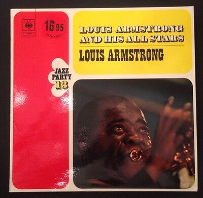 Louis Armstrong and his all stars LP 12401