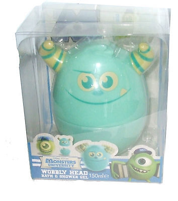 Disney Monsters University Wobbly Head Bath & Shower Gel
