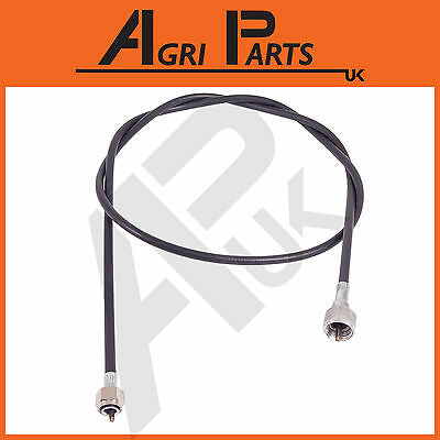 Massey Ferguson tachometer Tacho Drive Cable 165,185,240,265,290,565 Tractor