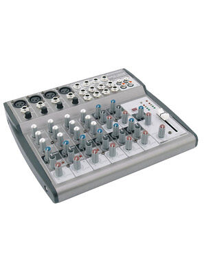 OMNITRONIC HRS-1202 Home-Recording Mixer Mischpult