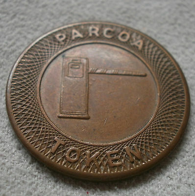 Parcoa Parking Token First National Bank