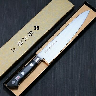 Japanese Tojiro DP Cobalt Alloy 3Layers VG10 Chef Knife Gyuto 210mm F-808 Japan