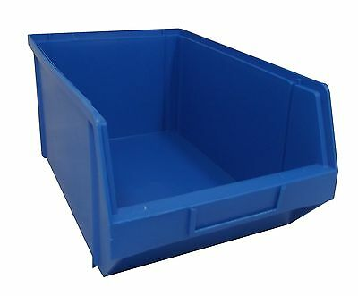 Plastic Parts Storage Box/Bin - Extra-Large