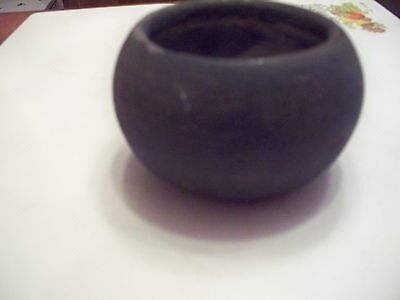 Authentic Maria  and Julian  american Indian Signed Pot  c.1930-1943 -famous pot