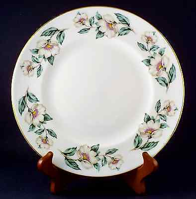 Crown Staffordshire England Fine Bone China - Pear Blossom Salad Plate Excellent
