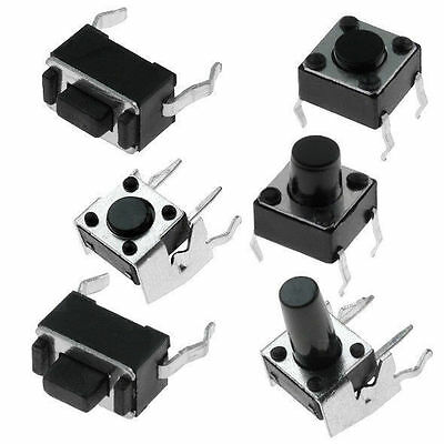 Microtaster Mikro Schalter Tactile Switch Microschalter TACT