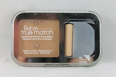 L'Oreal True Match Roll'on Foundation Great Coverage World Wide Free Postage