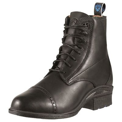 Ariat Performer Pro VX Paddock Boots - Lace - Ladies - BLACK - All Sizes