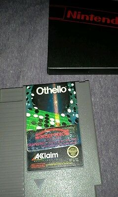 NES  Othello NINTENDO game cartridge BUY MORE AND SAVE!!