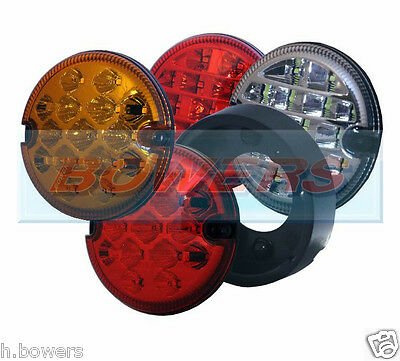 Land Rover Defender Led Fog/reverse/side/indicator/stop/tail Lamp/light Nas Rdx