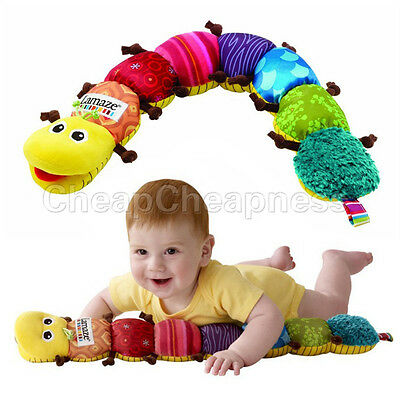 Musical Inchworm Lovely Developmental Toddler education Child Baby Toy